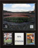 "Washington Redskins 12"" x 15"" Stadium Plaque"