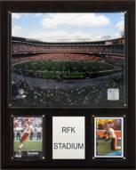 "Washington Redskins 12"" x 15"" Stadium Plaque"