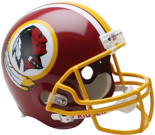 Washington Redskins 1982 Riddell VSR4 Collectible Full Size Football Helmet