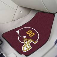 Washington Redskins 2-Piece Carpet Car Mats