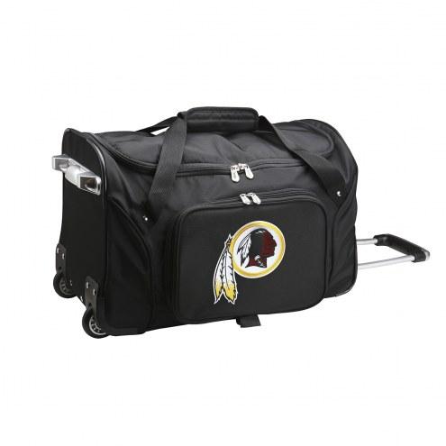 "Washington Redskins 22"" Rolling Duffle Bag"