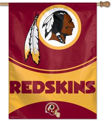 "Washington Redskins 27"" x 37"" Banner"