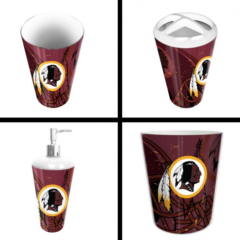 Washington Redskins 4-Piece Bath Set
