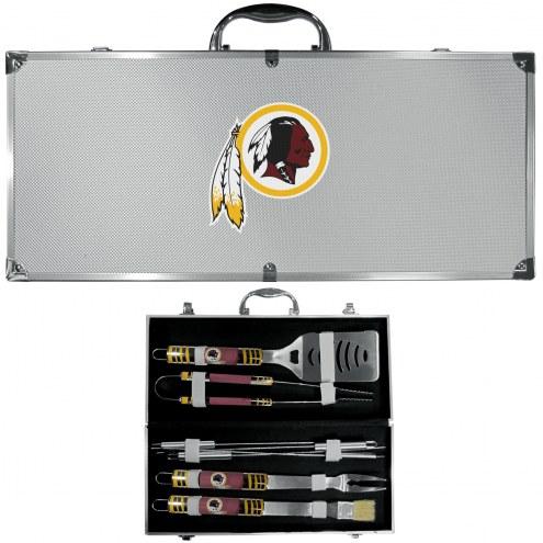 Washington Redskins 8 Piece Tailgater BBQ Set
