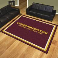 Washington Redskins 8' x 10' Area Rug