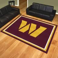 Washington Redskins 8' x 10' Area Rug