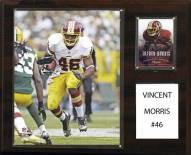 "Washington Redskins Alfred Morris 12"" x 15"" Player Plaque"