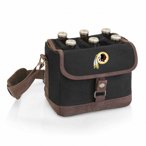 Washington Redskins Beer Caddy Cooler Tote with Opener