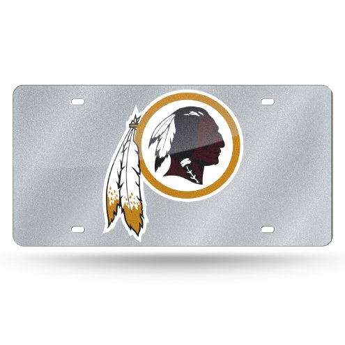 Washington Redskins Bling License Plate