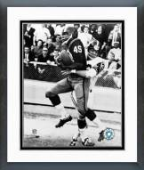 Washington Redskins Bobby Mitchell Action Framed Photo