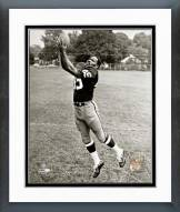 Washington Redskins Bobby Mitchell Posed Framed Photo