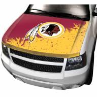 Washington Redskins Car Hood Cover