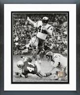 Washington Redskins Charley Taylor 1964 Action Framed Photo