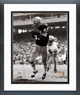 Washington Redskins Charley Taylor 1970 Action Framed Photo