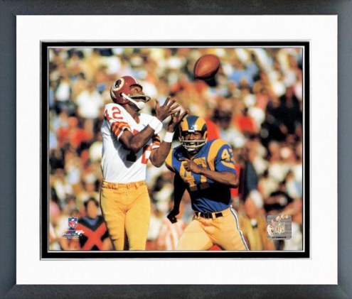 Washington Redskins Charley Taylor Action Framed Photo