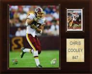 "Washington Redskins Chris Cooley 12 x 15"" Player Plaque"