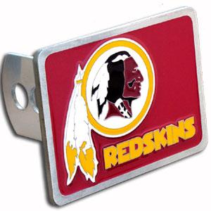 Washington Redskins Class II and III Hitch Cover