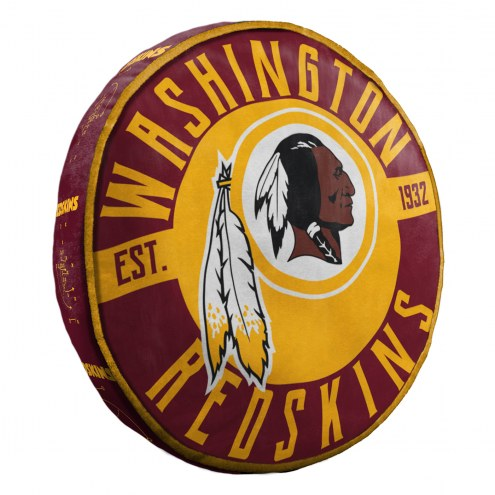 Washington Redskins Cloud Travel Pillow