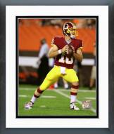Washington Redskins Colt McCoy Action Framed Photo