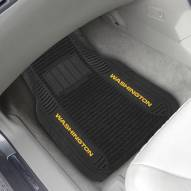 Washington Redskins Deluxe Car Floor Mat Set