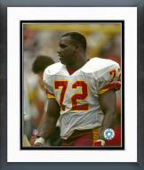 Washington Redskins Dexter Manley Action Framed Photo