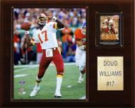 "Washington Redskins Doug Williams 12 x 15"" Player Plaque"