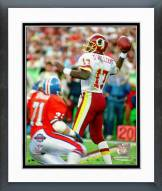 Washington Redskins Doug Williams Super Bowl XXII 1988 Action Framed Photo