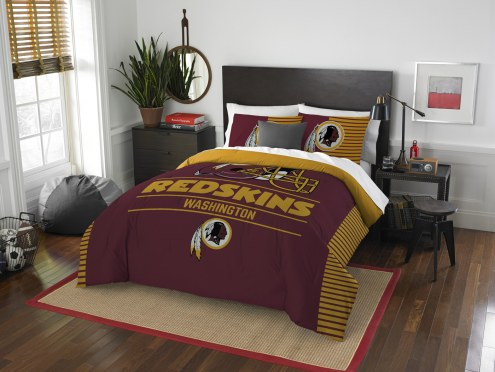 Washington Redskins Draft Full/Queen Comforter Set