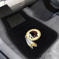 Washington Redskins Embroidered Car Mats