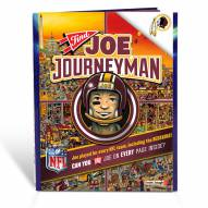 Washington Redskins Find Joe Journeyman Book