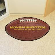 Washington Redskins Football Floor Mat