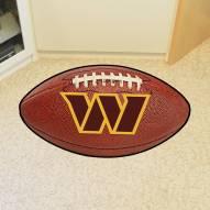 Washington Redskins Football Floor Mat