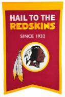Washington Redskins Franchise Banner