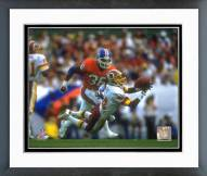 Washington Redskins Gary Clark Action Framed Photo