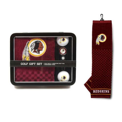 Washington Redskins Golf Gift Set