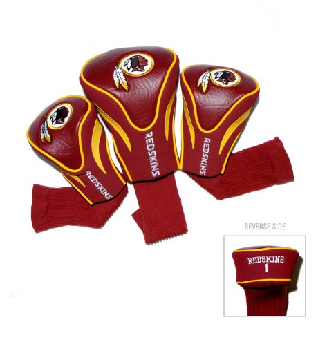 Washington Redskins Golf Headcovers - 3 Pack