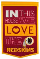 Washington Redskins Home Banner