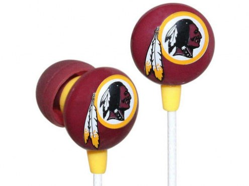 Washington Redskins iHip Earbuds