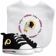 Washington Redskins Infant Bib & Shoes Gift Set