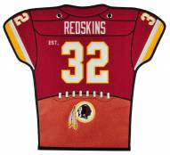 Washington Redskins Jersey Traditions Banner