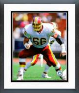 Washington Redskins Joe Jacoby 1992 Action Framed Photo