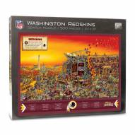 Washington Redskins Joe Journeyman Puzzle