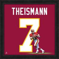 Washington Redskins Joe Theisman Uniframe Framed Jersey Photo