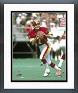 Washington Redskins Joe Theismann Action Framed Photo