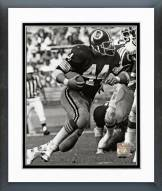 Washington Redskins John Riggins Action Framed Photo