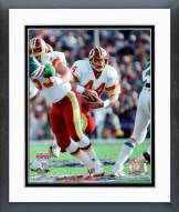 Washington Redskins John Riggins Super Bowl XVII Action Framed Photo