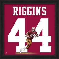 Washington Redskins John Riggins Uniframe Framed Jersey Photo