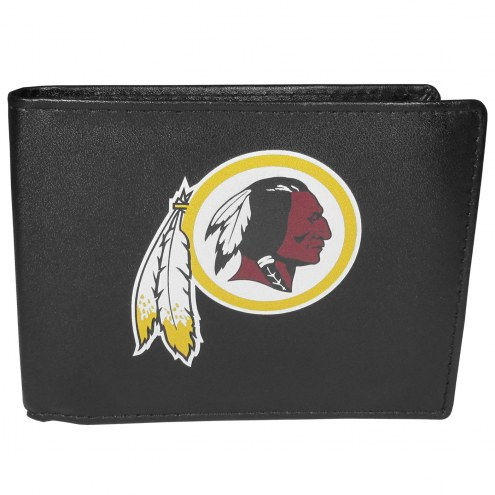 Washington Redskins Large Logo Bi-fold Wallet