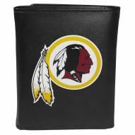 Washington Redskins Large Logo Tri-fold Wallet
