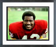 Washington Redskins Larry Brown Posed Framed Photo